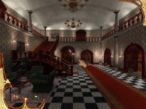 Les Aventures de Sherlock Holmes : Le Mystère de la Momie - PC