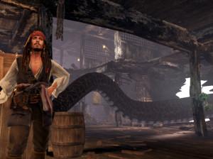 Pirates des Caraïbes : Jusqu'au Bout du Monde - Wii