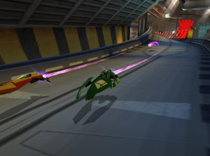 WipEout : Pulse - PSP