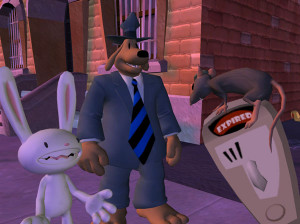 Sam & Max Season 1 Episode 6 : Bright Side Of The Moon - PC