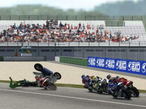 SBK 07 : Superbike World Championship - PS2