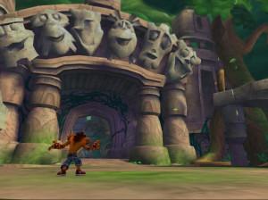 Crash of the Titans - Wii
