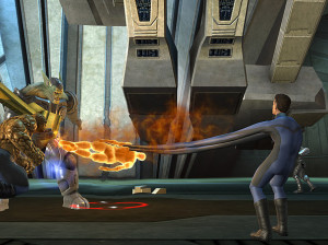 Fantastic 4 : Rise of the Silver Surfer - PS2