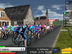 Pro Cycling Manager Saison 2007 - PSP