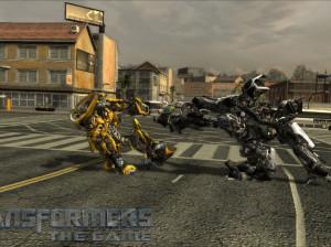 Transformers le jeu - Xbox 360