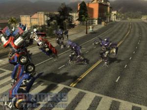 Transformers le jeu - PC