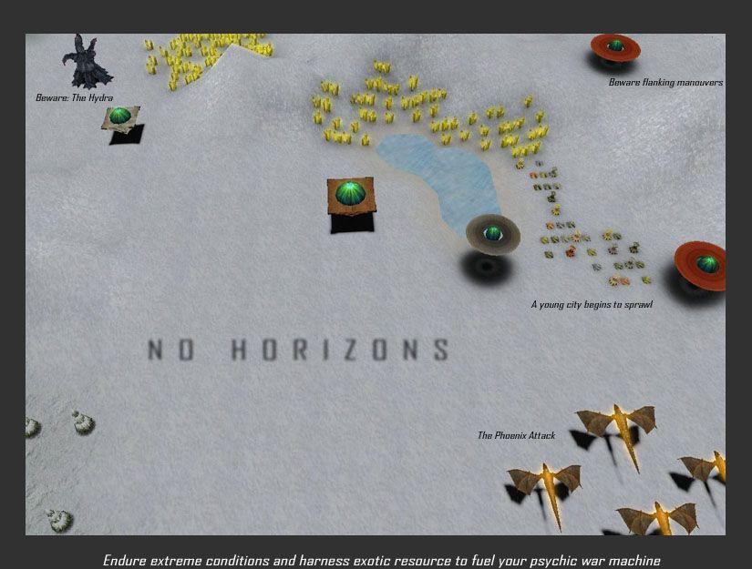 No Horizons - PC