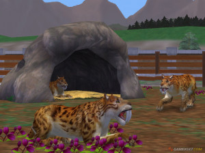 Zoo Tycoon 2 : Animaux Disparus - PC