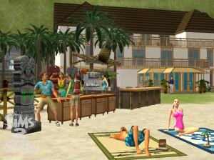 Les Sims 2 : Bon Voyage - PC