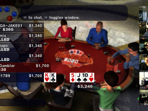 High Stakes on the Vegas Strip : Poker Edition - PS3