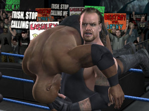 WWE SmackDown ! Vs. RAW 2008 - Xbox 360
