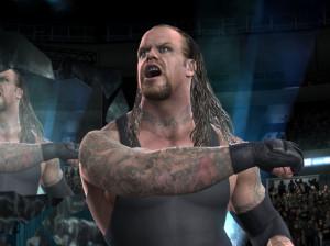 WWE SmackDown ! Vs. RAW 2008 - Xbox 360