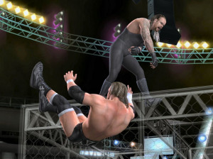 WWE SmackDown ! Vs. RAW 2008 - PS3