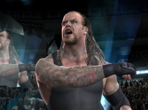 WWE SmackDown ! Vs. RAW 2008 - PS3