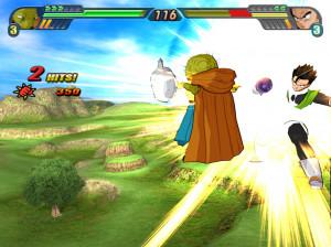 Dragon Ball Z Budokai Tenkaichi 3 - Wii