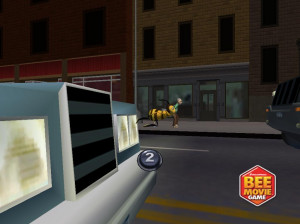Bee Movie : Drôle d'abeille - Wii