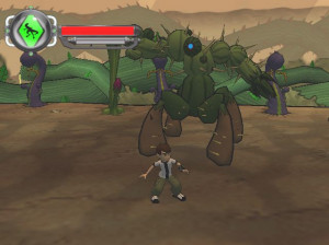 Ben 10 : Protector of Earth - PSP