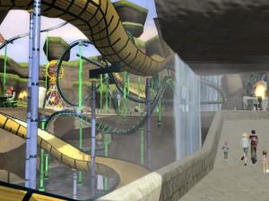 Thrillville : Le Parc en Folie - Wii