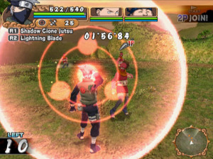 Naruto : Uzumaki Chronicles 2 - PS2