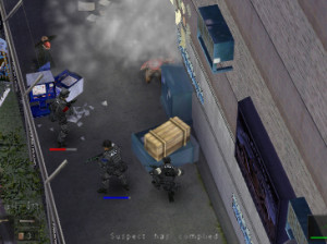 S.W.A.T. : Target Liberty - PSP