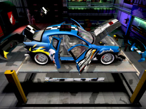 Juiced 2 : Hot Import Nights - PS3