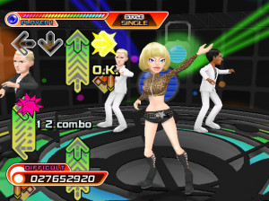 Dance Dance Revolution Hottest Party - Wii