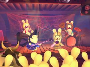 Rayman contre les Lapins ENCORE plus Crétins - Wii