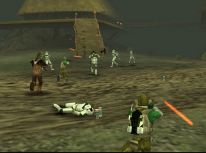 Star Wars Battlefront : Renegade Squadron - PSP