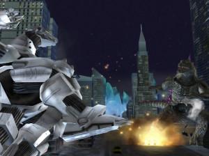 Godzilla Unleashed - Wii
