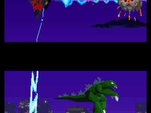 Godzilla Unleashed - DS