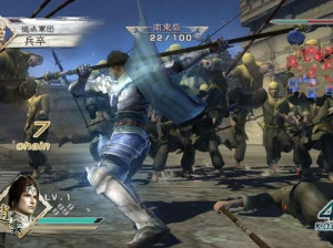 Dynasty Warriors 6 - PS3