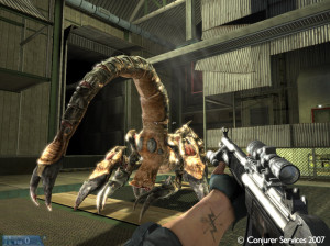 The Scourge Project - Xbox 360