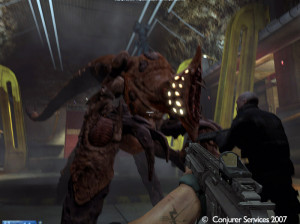 The Scourge Project - PS3