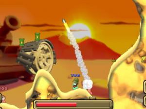 Worms Open Warfare 2 - PSP