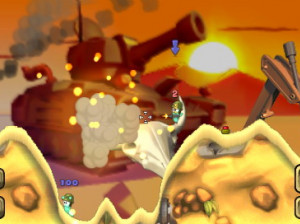 Worms Open Warfare 2 - PSP
