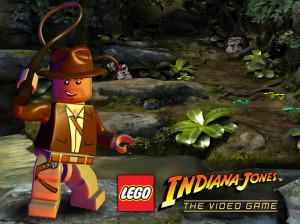 LEGO Indiana Jones : La Trilogie Originale - Wii