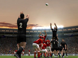 Rugby 08 - PS2