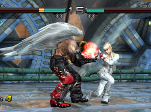 Tekken 5 : Dark Resurrection Online - PS3
