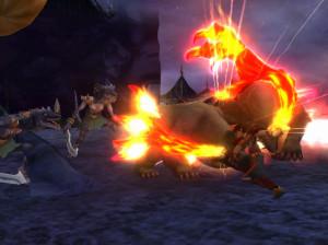 Dragon Blade : Wrath Of Fire - Wii