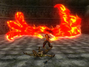 Dragon Blade : Wrath Of Fire - Wii