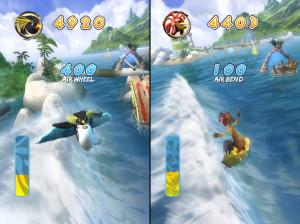 Les Rois de la Glisse - PS2