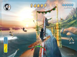 Les Rois de la Glisse - Wii