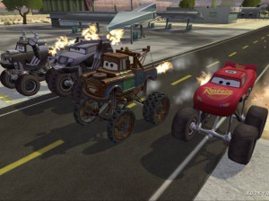 Cars : La Coupe Internationale de Martin - PS3