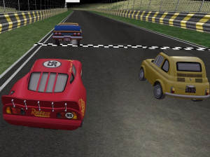 Cars : La Coupe Internationale de Martin - Xbox 360