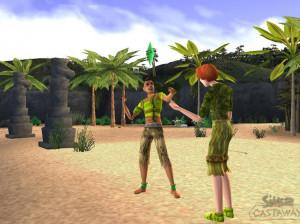 Les Sims : Histoires de naufragés - PC