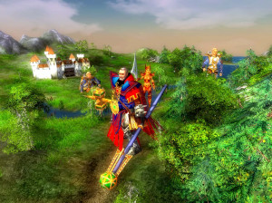 Fantasy Wars - PC
