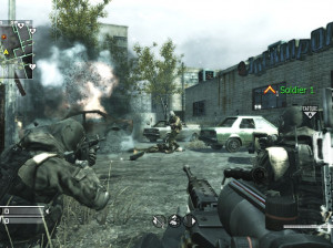 Call of Duty 4 : Modern Warfare - Xbox 360