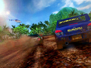 Sega Rally - PSP