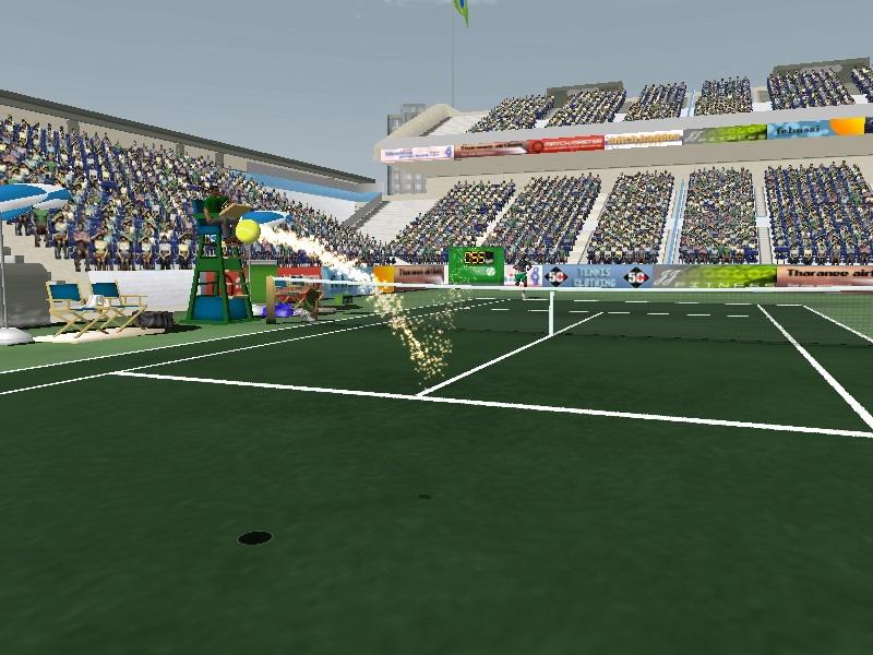 RealPlay Tennis - PS2
