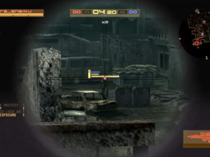Metal Gear Online - PS3